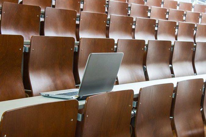 Hörsaal in Universität