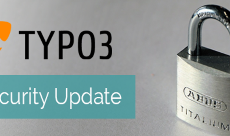 Banner typo3 security update