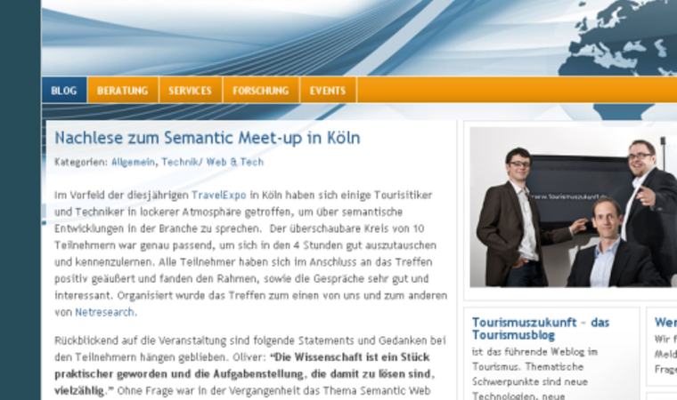 Semantic Meet-up Nachlese