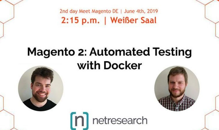 Netresearch talk at Meet Magento DE 2019