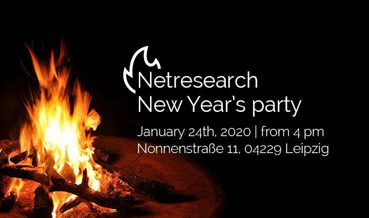 Netresearch New Year's party