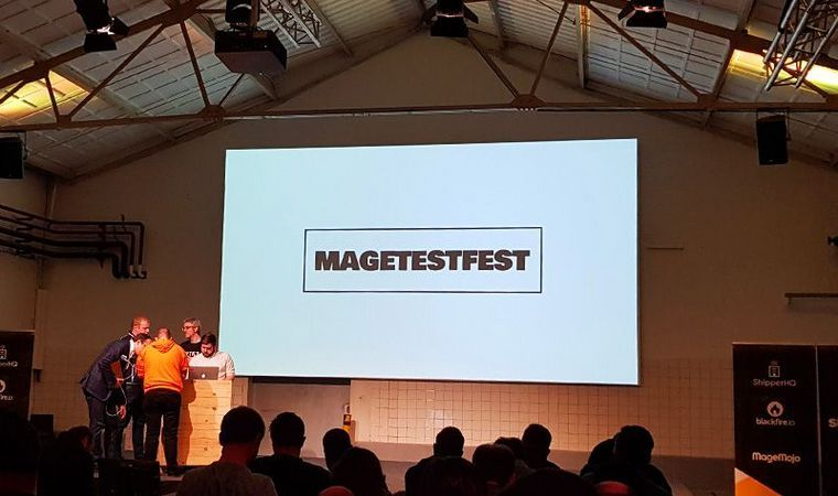 Netresearch at MageTestFest