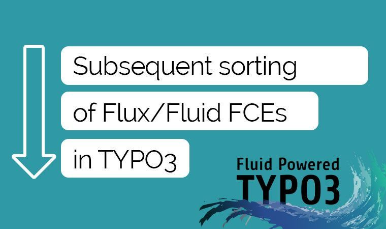 Subsequent sorting of Flux/Fluid FCEs