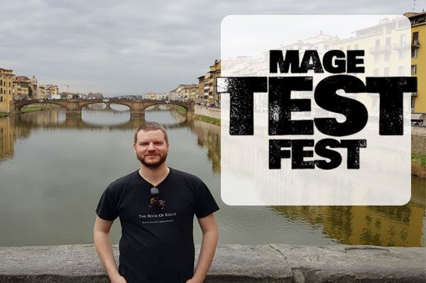 Netresearch beim MageTestFest 2019 in Florenz
