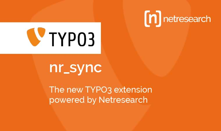 TYPO3 extension nr_sync